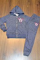 Весенние трикотажные,спортивные костюмы двойки для девочек.Размеры 134-164 см.Фирма TAURUS.Венгрия