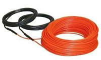 Одножильный нагревательный кабель 10.3 м.кв (готовый комплект с  лентой )