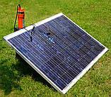 Насос солнечный погружной 12 Вольт 120 Ватт, фото 3