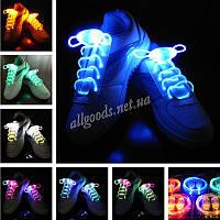 Светодиодные (светящиеся в темноте) шнурки