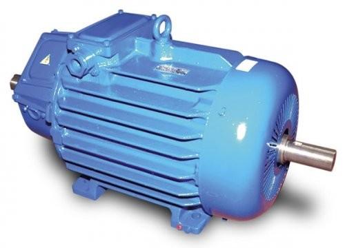 Крановый электродвигатель MTF 012- 6