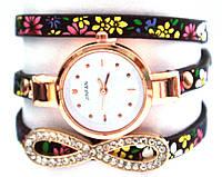 Часы с длинным ремешком  600015