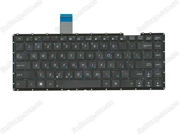Клавиатура для ноутбука ASUS X401, X450 series, фото 2