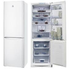 Холодильник INDESIT BIAA 181 нижняя морозильная камера