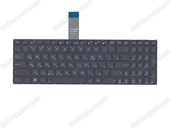Клавиатура для ноутбука ASUS X501, X550, X552, X750 series, фото 2