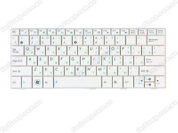 Клавиатура для ноутбука ASUS Eee PC 1001, 1005, 1008, фото 2