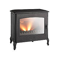 Чугунная печь-камин Invicta Classic антрацит