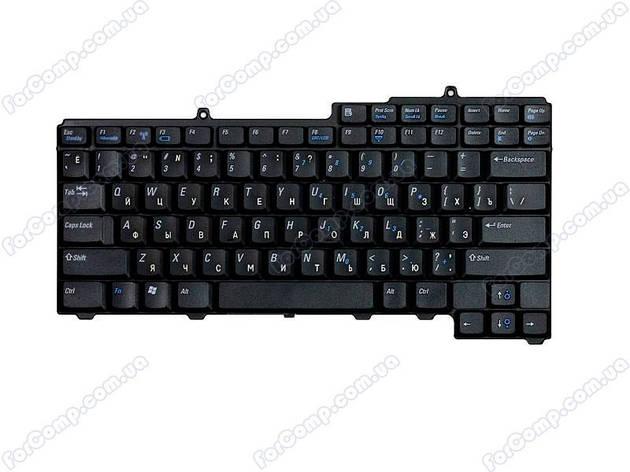 Клавиатура для ноутбука DELL Inspiron: 1300, B120, B130; Latitude: 120L, фото 2