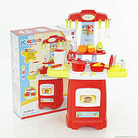 Детская кухня Cook Fun красная
