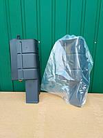 Защита генератора (дефлектор возле радиатора) на Renault Trafic / Opel Vivaro