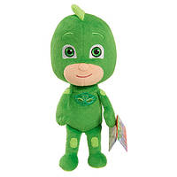 Мягкая Игрушка - Гекко (Грег) Герои в масках PJ Masks Mini Stuffed Figure Gekko