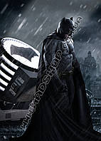 Картина 40х60 см Бэтмен Лампа символа