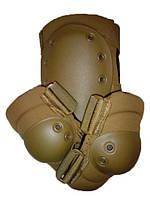 Наколенники и налокотники защитные Mil-Tec by Sturm Olive