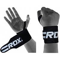 Кистевые бинты для жима RDX Black New