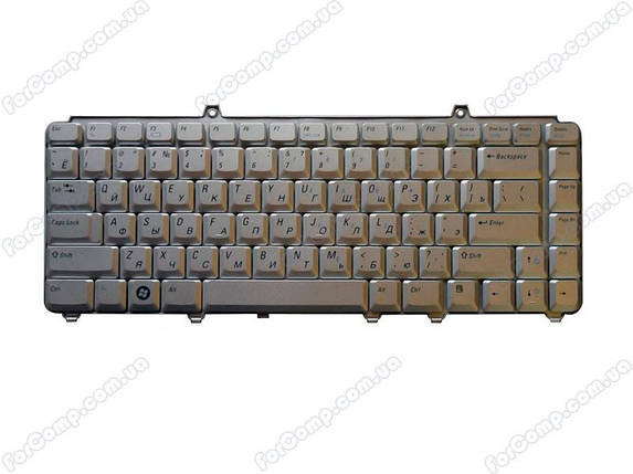 Клавиатура для ноутбука DELL Inspiron: 1420, 1521, 1545; Vostro: 1400, 1500 …, фото 2