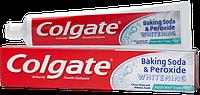 Зубная паста COLGATE Baking Soda & Peroxide WHITENING 226g