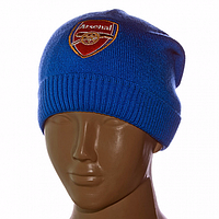 Зимняя шапка вязаная для мальчика