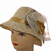 Женская шляпка классика