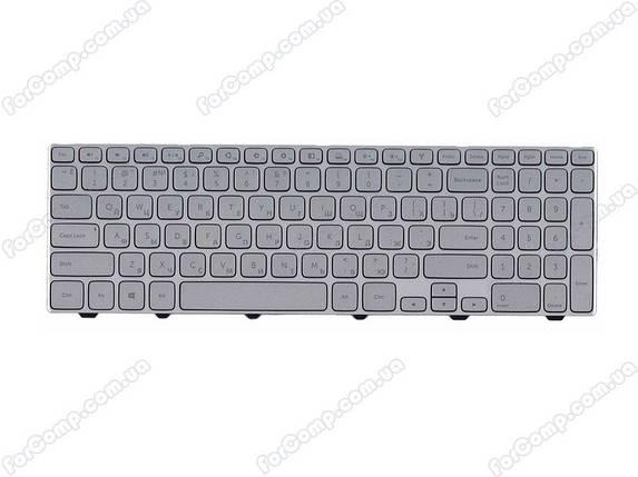 Клавиатура для ноутбука DELL Inspiron 7537, фото 2