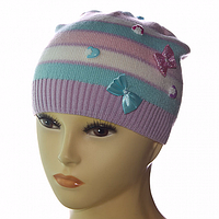 Детская зимняя шапка мода 2017