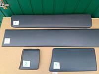 Молдинг кузова на opel vivaro renault trafic nissan primastar 01-14