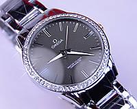 Женские часы OMEGA Master Co-Axail Cronometer Silver (копия)