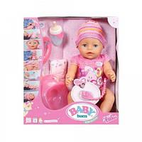 Интерактивный пупс 43 см Очаровательная малышка Baby Born Zapf Creation 822005