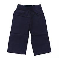 Лёгкие штанишки для мальчика синего цвета iana
