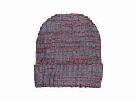 Зимняя шапка для подростка вязаная