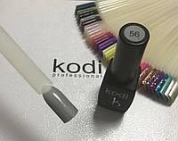 Гель лак kodi professional № 56 (светло-серый с перламутром) 7 мл., фото 1