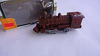 Игрушка Поезд инерционный в коробке 150*60*50мм.Детский игрушечный поезд .Інерційний поїзд дитячий.Іграшка іне