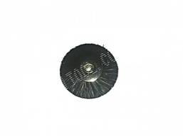 Щетка без хвостовика 25мм, фото 2