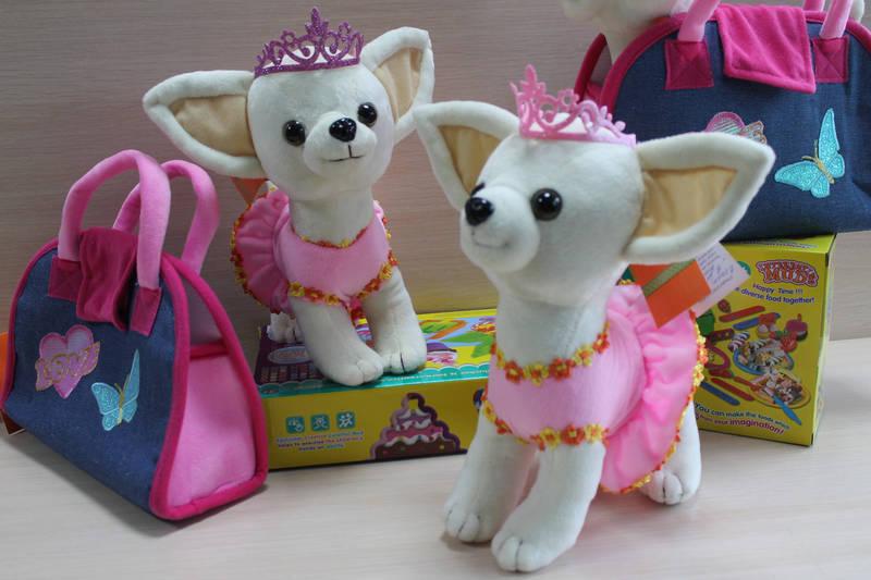 собачка чичилав принцесса