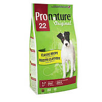 Pronature Original (Пронатюр Ориджинал) ЯГНЕНОК ВЗРОСЛЫХ с ягненком сухой супер премиум корм для собак, 13 кг