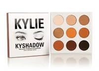 Палетка теней Kylie Jenner Kyshadow the Bronze Palette