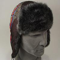 Детская шапка ушанка для мальчика