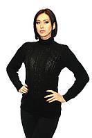 Женский Свитер (Черный), фото 1