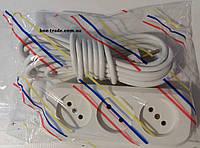 Удлинитель электрический переноска 10 А, 250 В, 1000 Вт; 5 метров