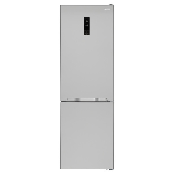 Холодильник SHARP SJ - BA 10 IEXI 1 Silver нижняя морозильная камера