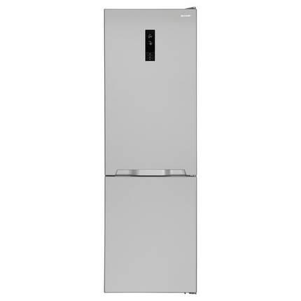 Холодильник SHARP SJ - BA 10 IEXI 1 Silver нижняя морозильная камера, фото 2