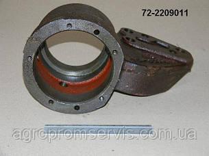 Кронштейн промежуточной опоры карданного вала МТЗ 72-2209011 (вир-во БЗТДіА), фото 2