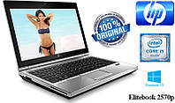 Мощный ноутбук HP Elitebook 2570p Pro i5 3320M 8GB RAM 120SSD