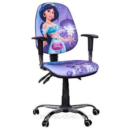 Кресло Бридж Хром Дизайн Дисней Принцессы Жасмин, фото 2