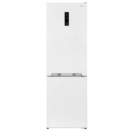 Холодильник SHARP SJ - BA 10 IEXI 1 WHITE нижняя морозильная камера, фото 2