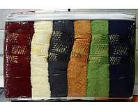 Набор махровых полотенец Gulcan 50х90 6шт.