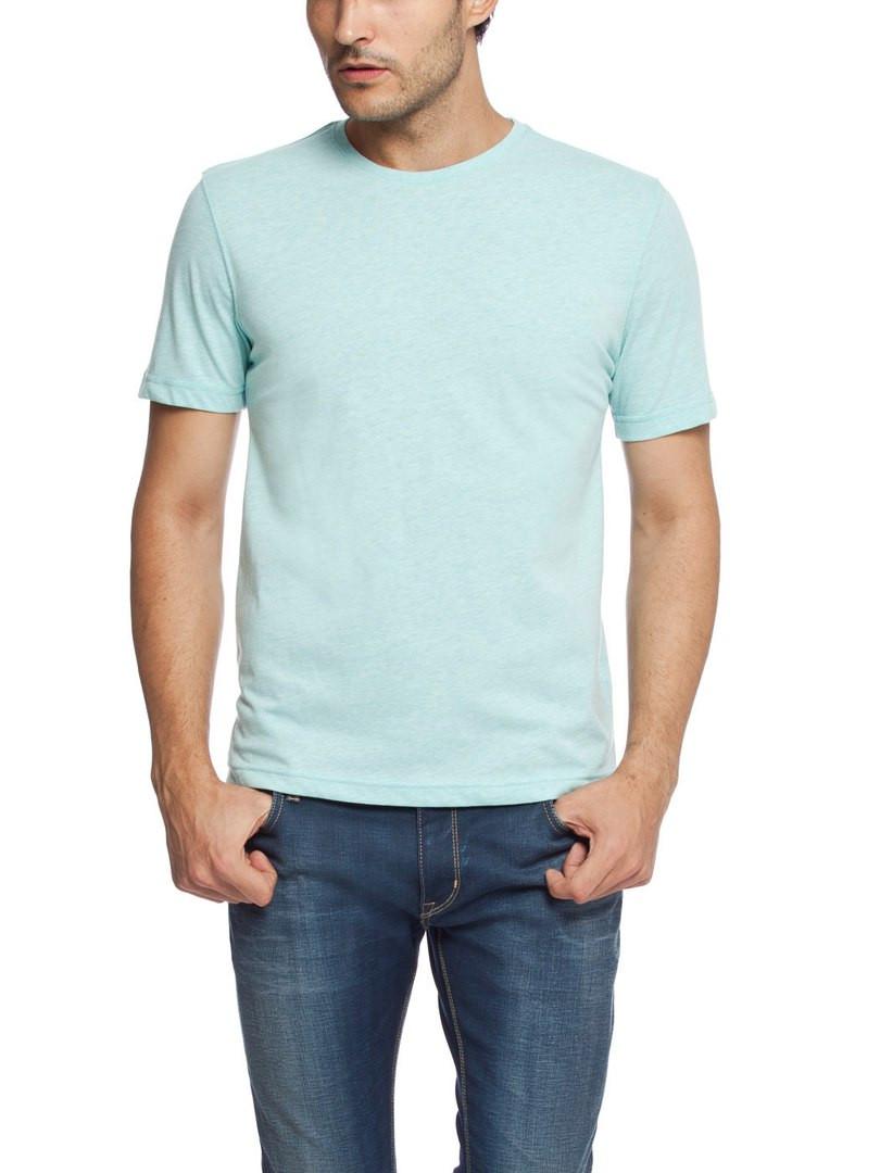 Чоловіча футболка LC Waikiki блакитного кольору