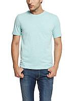 Чоловіча футболка LC Waikiki блакитного кольору, фото 1