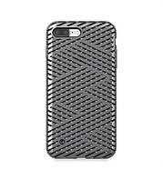 "TPU+PC чехол STIL Kaiser || Series для Apple iPhone 7 plus / 8 plus (5.5"") Серый / Micro Titan"
