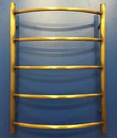 Бронзовый полотенцесушитель Радуга 5 Украина АЗОЦМ 500*700