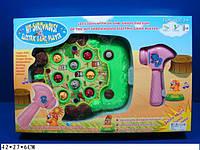 Детская игра Ударь крота 616A, музыкальная игрушка, детская музыкальная игра